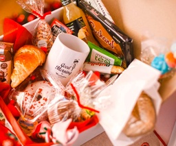"Breakfast box at home ""sweet Christmas"""