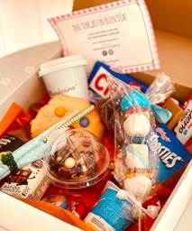 Children Home Breakfast Box
