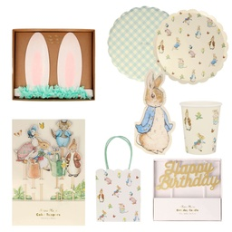 Pack Party Peter Rabbit & Amigos